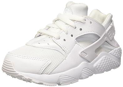 all white nike huarache kids