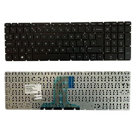 Teclado de repuesto para portátil HP Pavilion TPN-C125 TPN-C126 HQ-TRE
