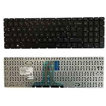 Teclado de repuesto para portátil HP Pavilion TPN-C125 TPN-C126 HQ-TRE RTL8723BE PK131EM3A00 HPM14P13US698 PK131EM2A00 SG-81300-XUA SN7145: Amazon.es: ...