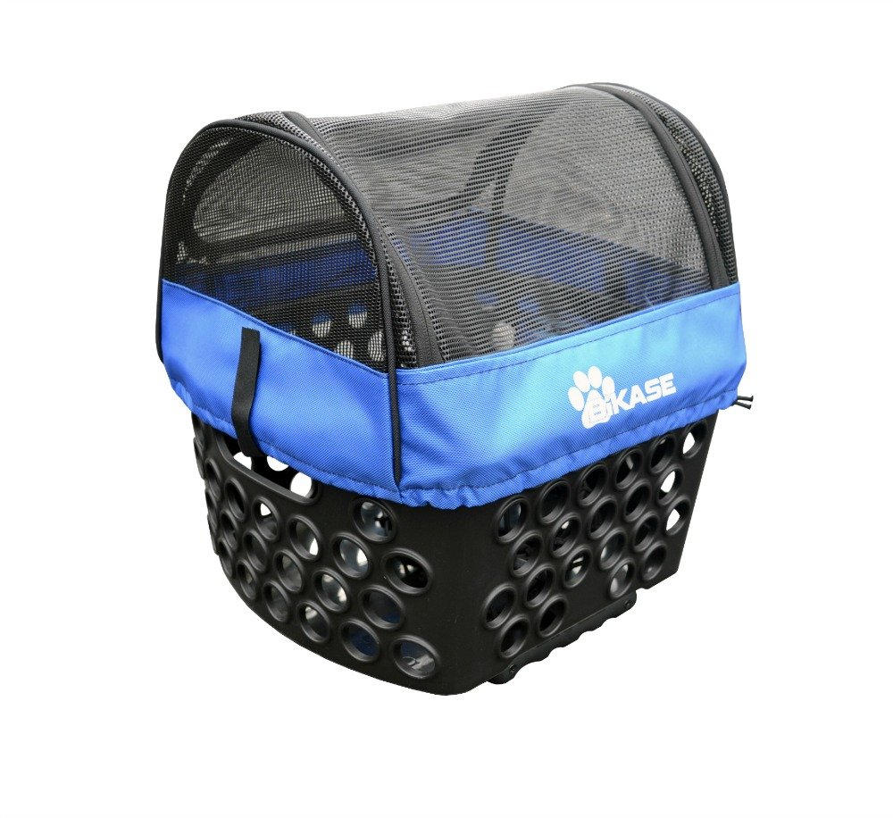 BiKase Dairyman Rear Basket Pet Kit by BiKase