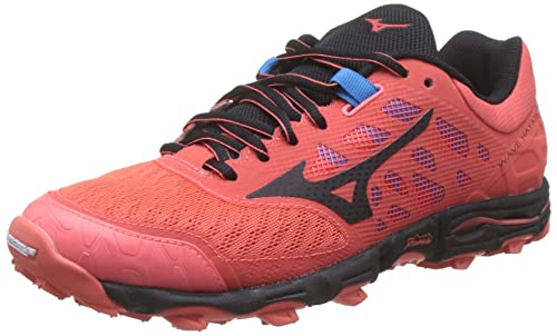 scarpe mizuno trail running arancio