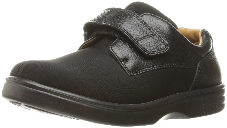 Dr. Comfort Annie Womens Casual Shoe B00IO7YK5M -8.5 Wide (C-D) Black Velcro US Woman|Black