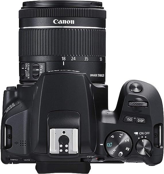 Canon EOS 250D Cuerpo: Amazon.es: Electrónica