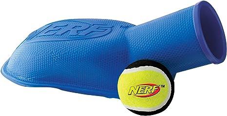 Nerf Perro Pelota de Tenis de vp6629e Stomper – Canon Bola, Azul ...