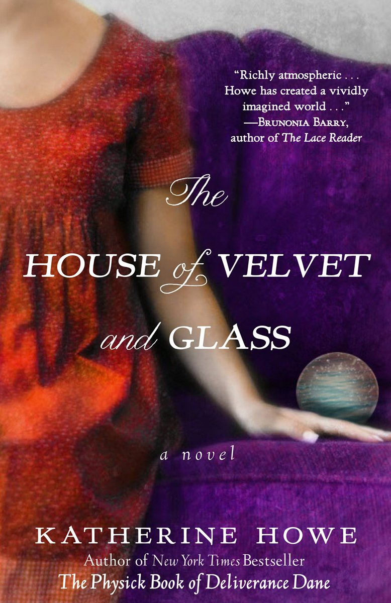 The House Of Velvet And Glass: Katherine Howe: 9781401342005: Amazon:  Books