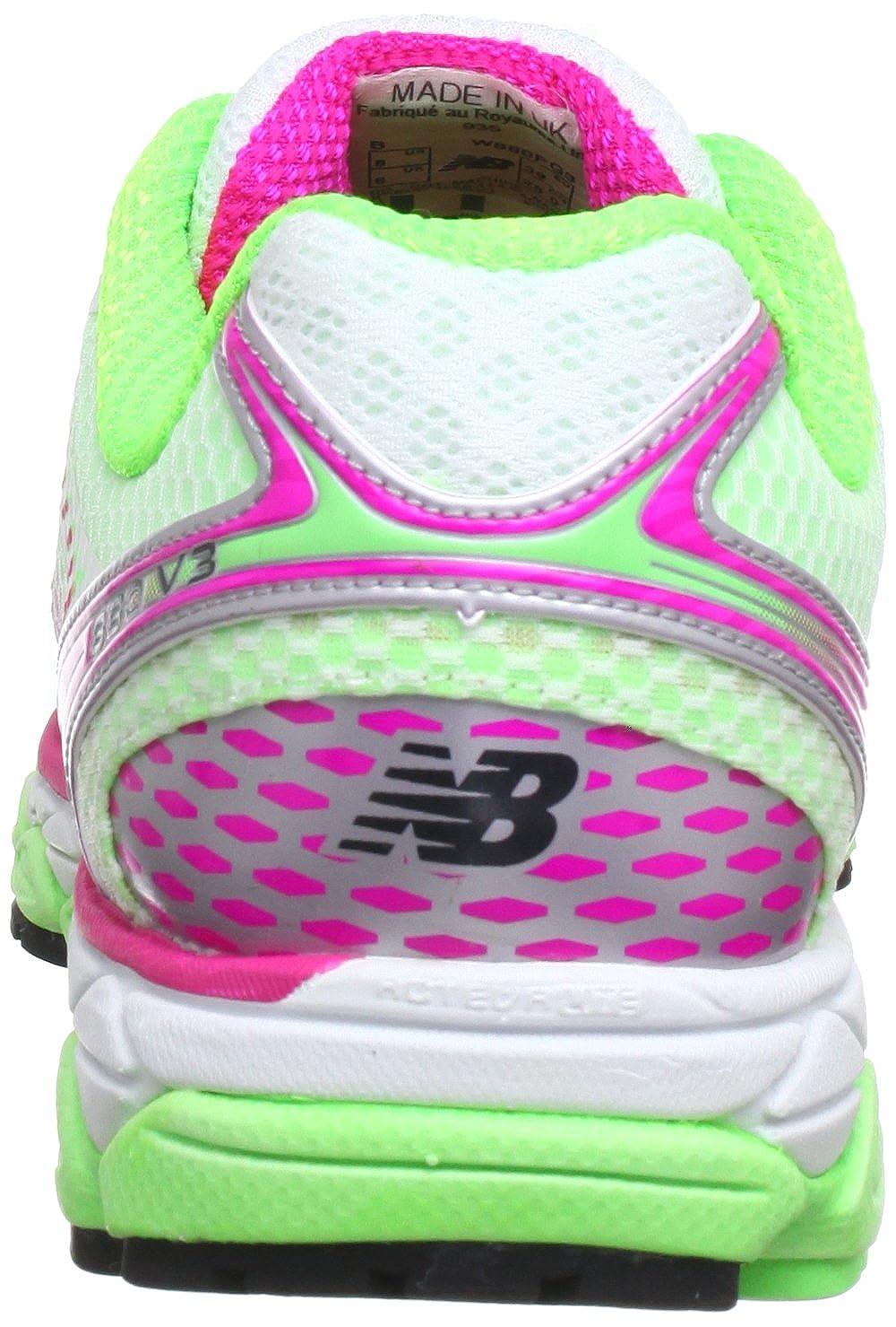 New Balance Women s W880B03 Running Shoes Green Pink