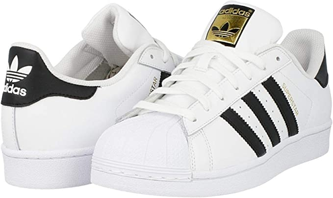 adidas Superstar S81856 Junior Sneaker 24 Schwarz: