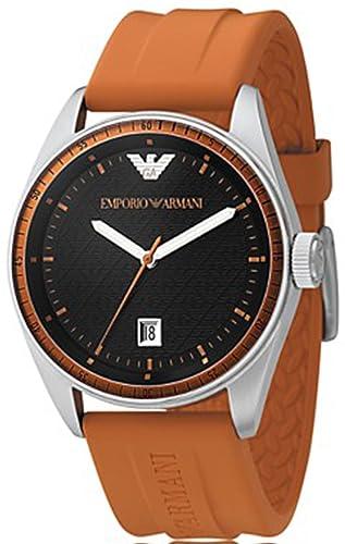57a81459142d Relojes Hombre Emporio Armani ARMANI SPORT AR0526  Amazon.es  Relojes