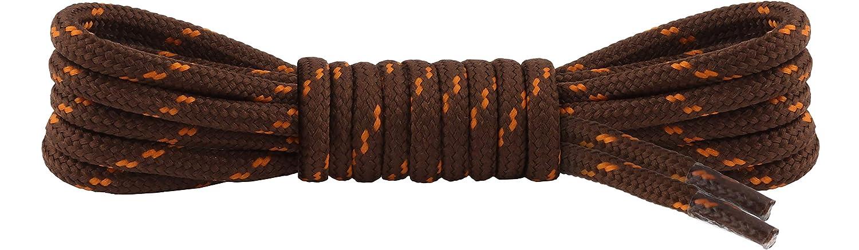 25 Farben Timone Qualit/äts-Schn/ürsenkel TIKO1003 5 mm Breit /ø ca Rundsenkel f/ür Arbeitsschuhe und Trekkingschuhe aus 100/% Polyester 60-220 cm L/änge