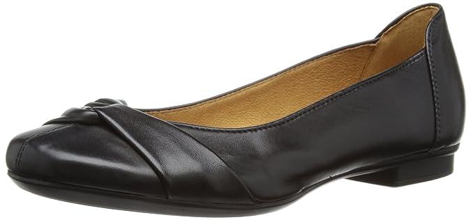 Gabor Shoes 6411127, Damen Ballerinas, Schwarz (schwarz), EU 35 (UK 2.5)  (US 5): Amazon.de: Schuhe & Handtaschen