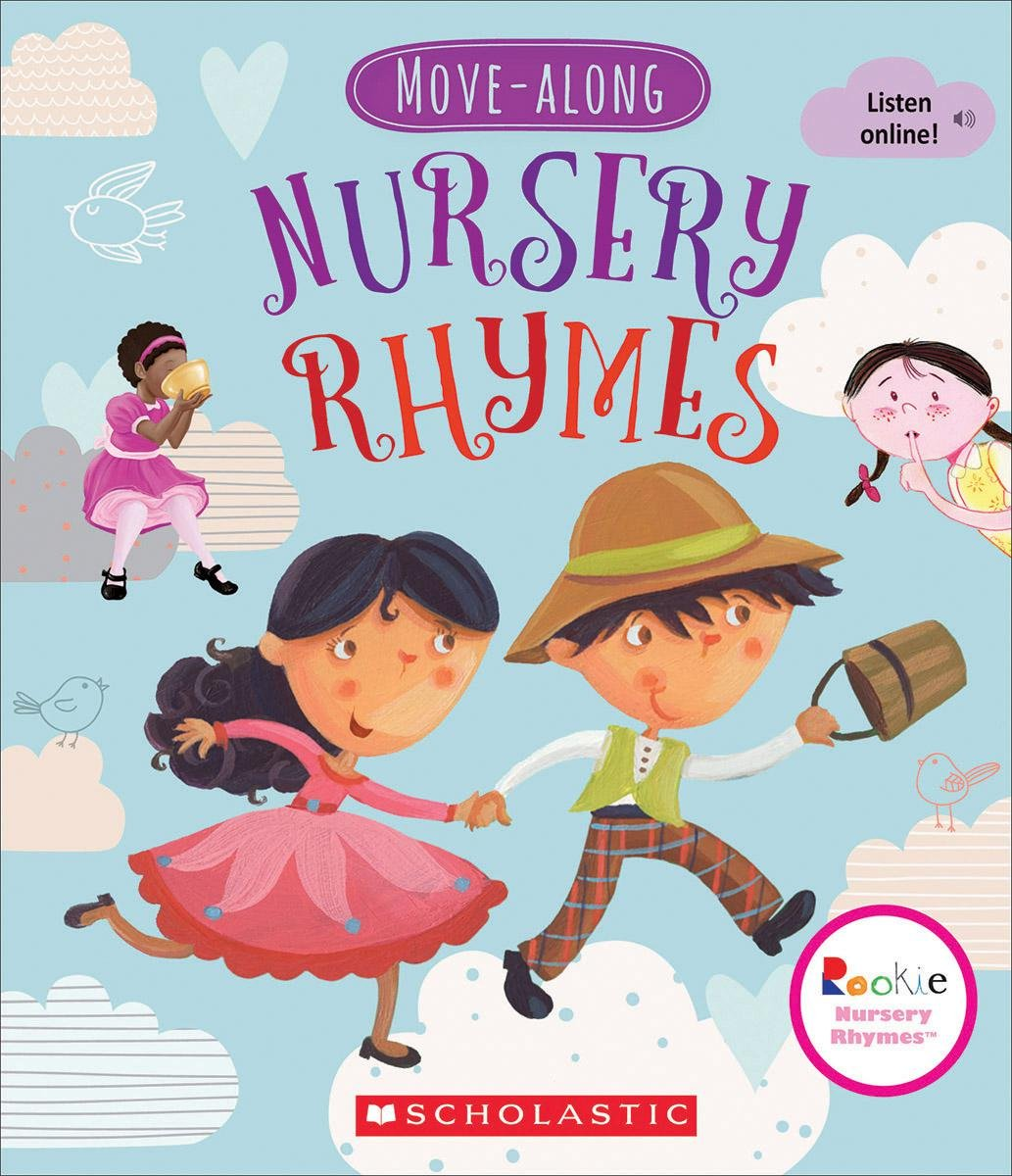 Move-Along Nursery Rhymes (Rookie Nursery Rhymes) PDF