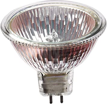 Set of 5-1000014 BAB//FG 12V 20W FL36 USHIO Halogen Reflector Light Bulbs