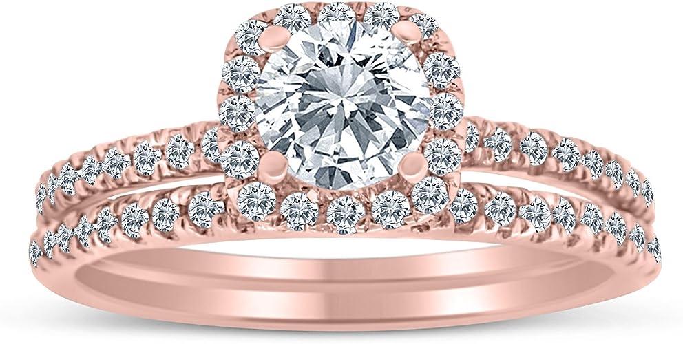 Inara Diamonds BRDL2104 10k RG product image 4