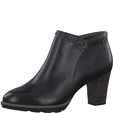 Tamaris 1 1 25813 22 Damen Stiefelette,Stiefel,Boot,Halbstiefel,Damenstiefelette,Bootie,Reißverschluss,Touch IT