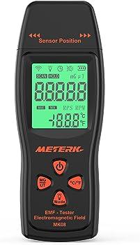 Meterk EMF Radiation Detector