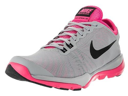 Nike Damen WMNS Flex Supreme TR 4 Gymnastikschuhe schwarz UK