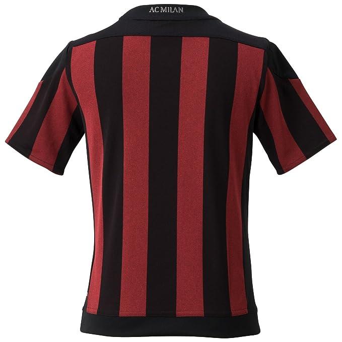 adidas AC Milan Home Camiseta, Hombre: adidas: Amazon.es: Ropa y ...