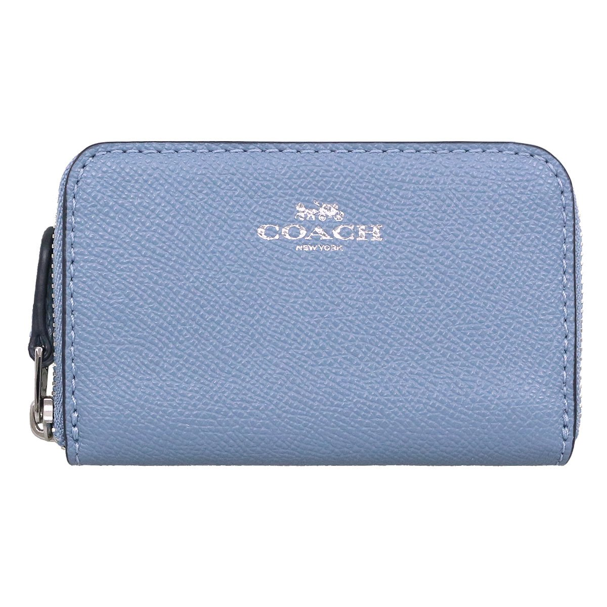 [コーチ] COACH 財布 (コインケース) F27569 レザー コインケース レディース [アウトレット品] [並行輸入品] B07C539Z9N プール プール