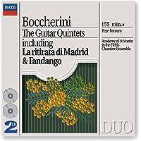 Boccherini: Guitar Quintets (Complete)