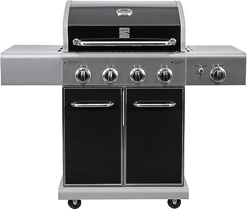 Kenmore 4 Burner Grill plus Searing Burner