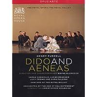 PURCELL: Dido & Aeneas (Royal Opera House) [Reino Unido] [DVD]