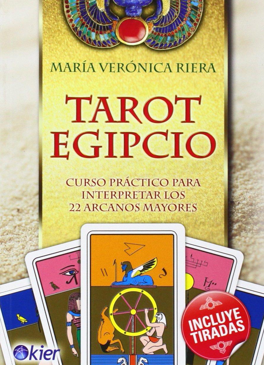 Tarot Egipcio: Amazon.es: María Verónica Riera: Libros