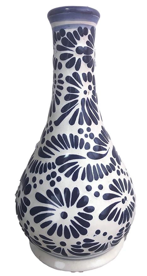 Amazon Casa Fiesta Designs Talavera Ceramic Flower Vase