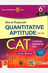 How to Prepare for Quantitative Aptitude for CAT (Old edition) Paperback