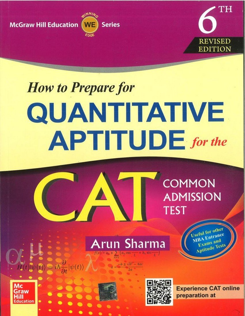 Download How to Prepare for Quantitative Aptitude for CAT (Old edition) pdf