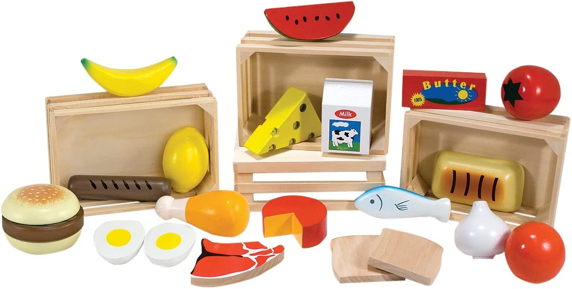 Amazon Com Melissa Doug Food Groups Melissa Doug Industrial Scientific