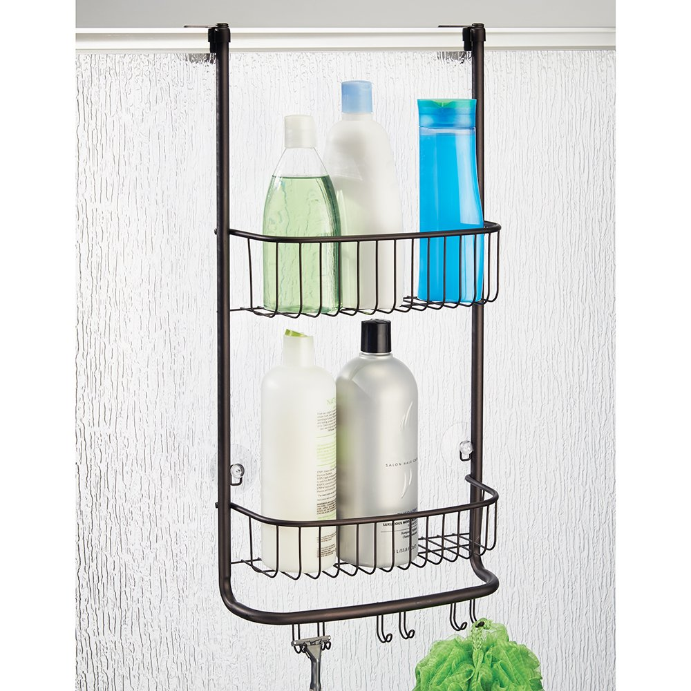 InterDesign Forma Over Shower Caddy Image 2
