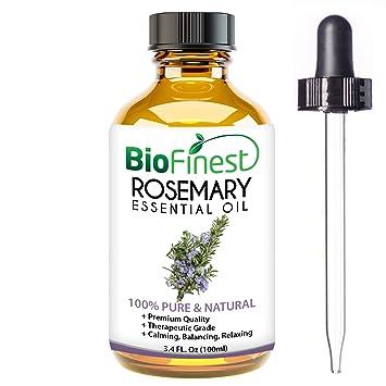 BioFinest Rosemary Oil - 100% Pure Rosemary Essential Oil - Therapeutic  Grade - Australia Premium