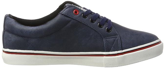 H.I.SCt19-023 - Zapatillas Hombre, Color Azul, Talla 43 EU His