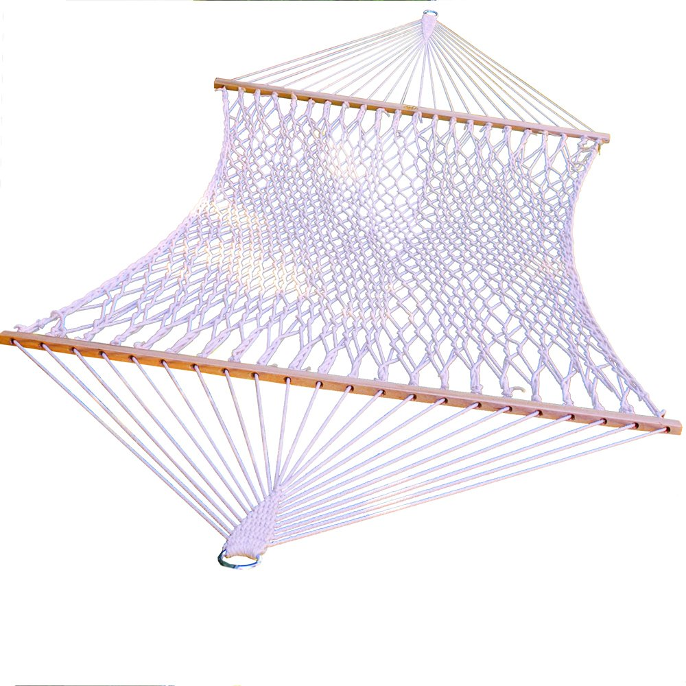 product swing for cotton bed mesh patio net hammock camping double garden outdoor hiking