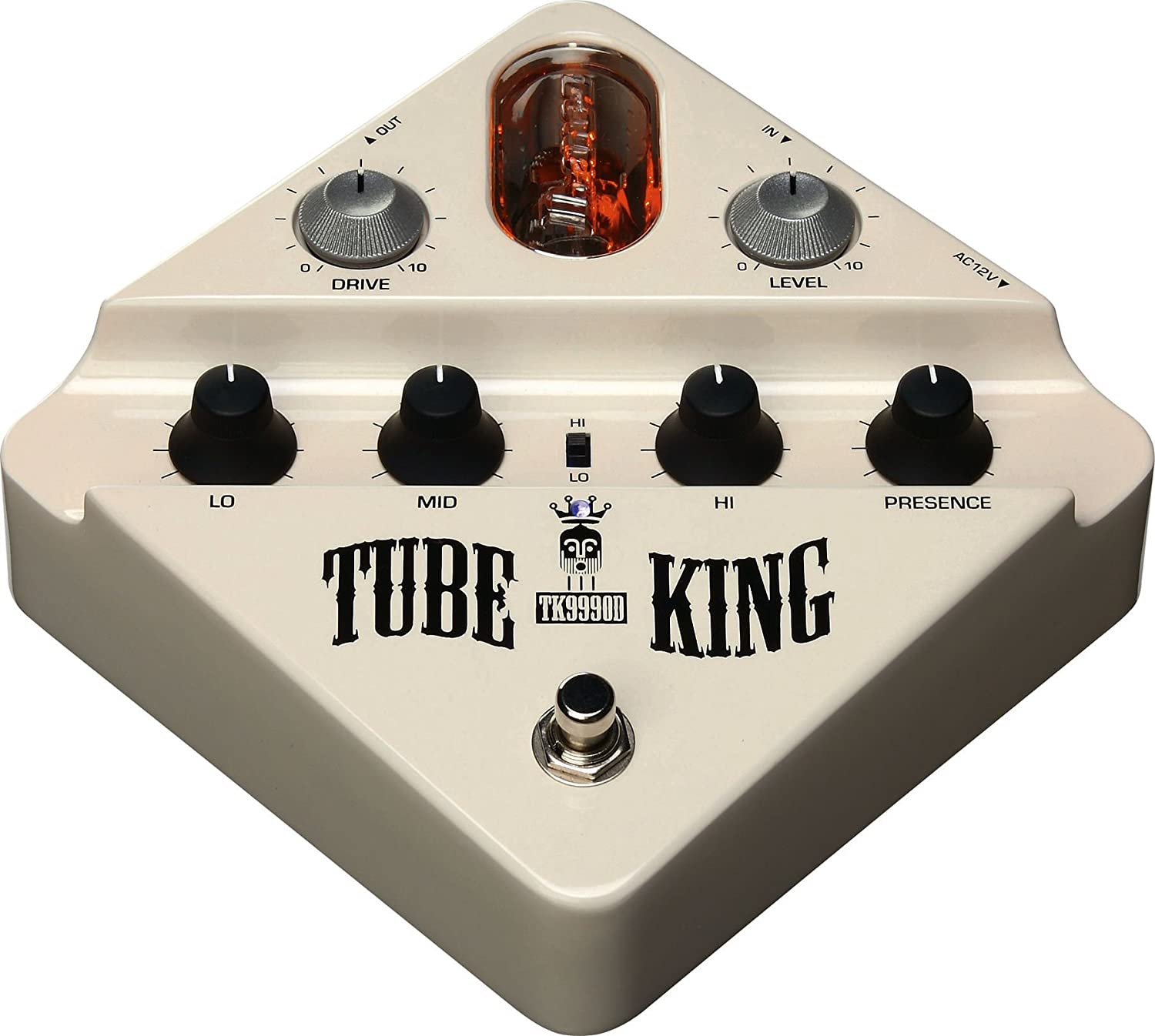 ibanez tube king tk999 overdrive musical instruments