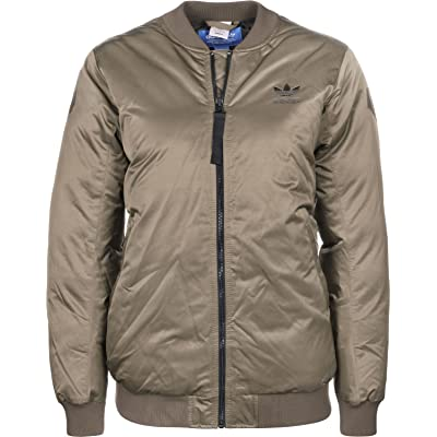 adidas Veste Mid Bomber brun taille: 34 XS (X-Small)