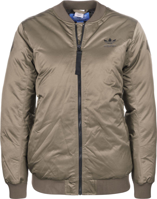adidas Damen Xbyo W Trainingsjacke Vapour Grey Jacke: Amazon