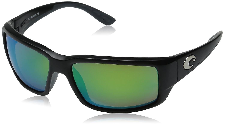 8d8bb5e18369 Amazon.com: Costa Del Mar Fantail 580P Fantail, Black Green Mirror, Green  Mirror: Sports & Outdoors