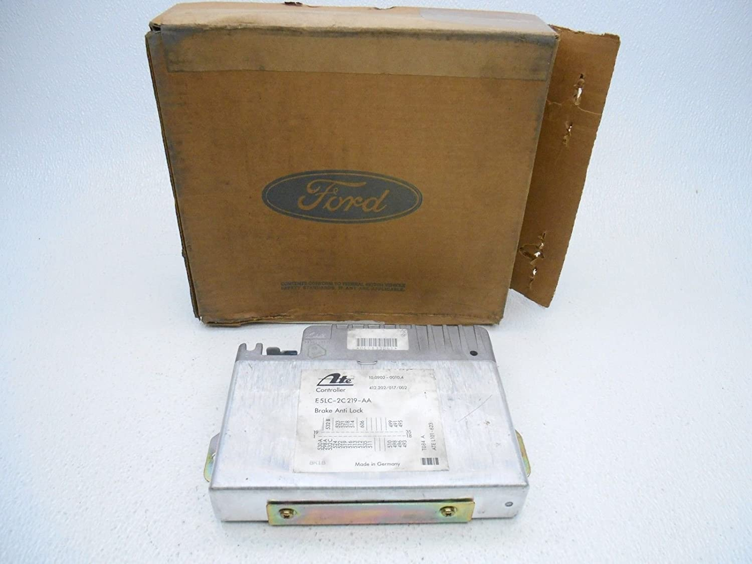 New OEM Ford ABS Control Module Lincoln Mark Continental E5LY-2B373-A