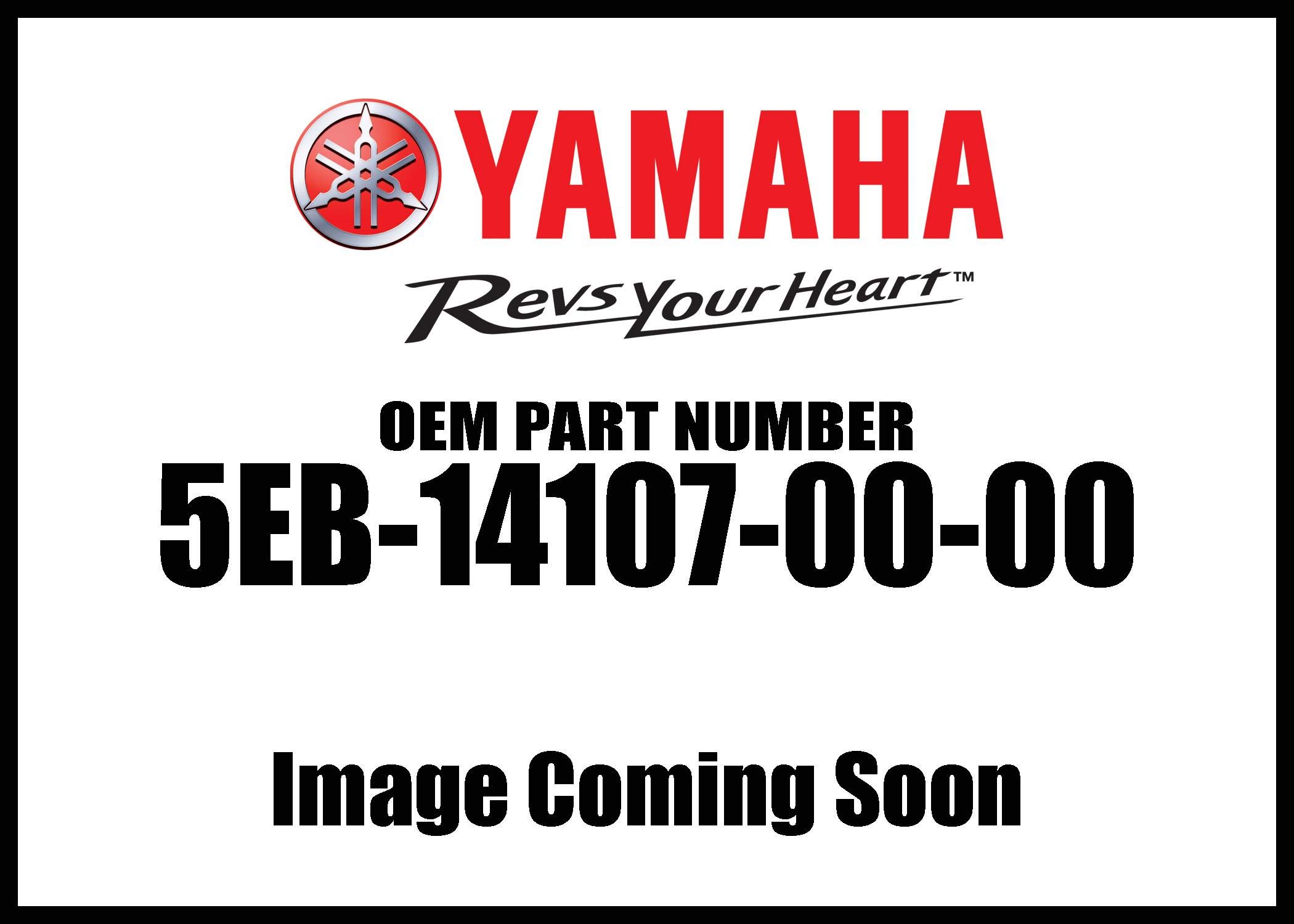 Yamaha 5EB-14107-00-00 Needle Valve Set; ATV Motorcycle Snow Mobile Scooter Parts by Yamaha