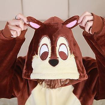 softan Pijama de Animal para Adultos, Disfraz de Dormir con ...