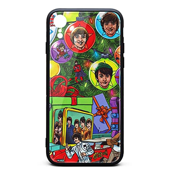 Monkees Christmas Party.Amazon Com Iphone Xr Case The Monkees Christmas Party
