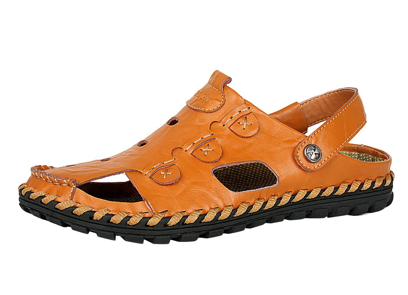 Icegrey - Sandalias Hombre 41 EU|amarillo Zapatos de moda en línea Obtenga el mejor descuento de venta caliente-Descuento más grande