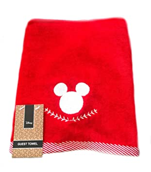 Primark Home Minnie Mouse Disney - Toalla Oficial para Invitados: Amazon.es: Hogar