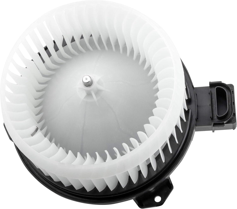 MYSMOT Heater Blower Motor w/Fan Compatible with 2003-2007 Lexus GX470 / 2003-2009 Toyota 4Runner 87103-35060 8710335070