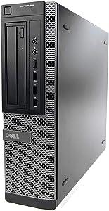 Dell OptiPlex 7010, Intel Quad Core i5 3.2GHz, 16GB RAM, 512GB SSD, DVD, New WiFi Adapter, Windows 10 Professional (Renewed)