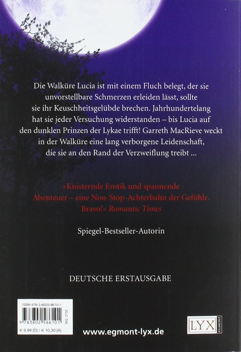 Flammen Der Begierde (immortals After Dark, Band 8): Amazon: Kresley  Cole, Bettina Oder: B�cher