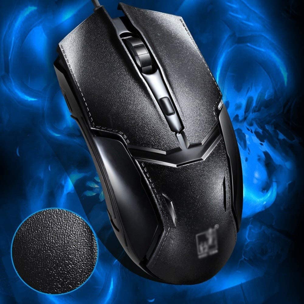 Wired Gaming Keyboard and Mouse Combo Home Notebook Office USB Mouse USB Keyboard