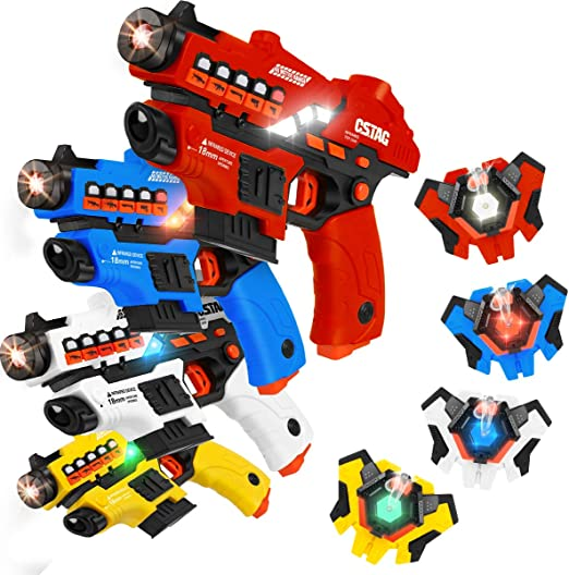 VATOS Laser Tag Set - The Best Innovative Set