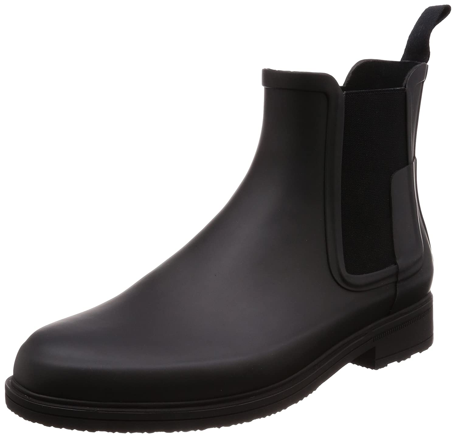 a4455d03918e Hunter Men s Original Refined Chelsea M Ankle-High Rubber Rain Shoe  Hunter   Amazon.ca  Shoes   Handbags